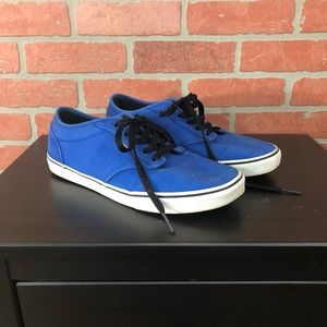 Used Vans Skate Shoes